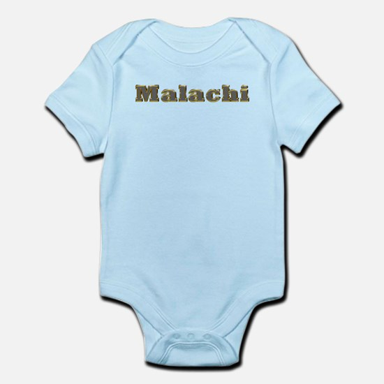 Malachi Gold Diamond Bling Body Suit