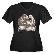 KONG STRONG Plus Size T-Shirt