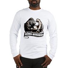 KONG STRONG Long Sleeve T-Shirt
