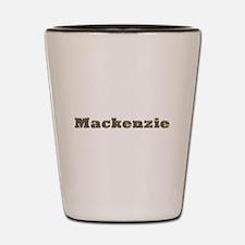 Mackenzie Gold Diamond Bling Shot Glass