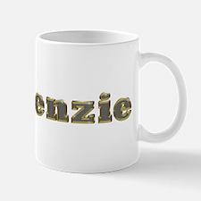 Mackenzie Gold Diamond Bling Mugs