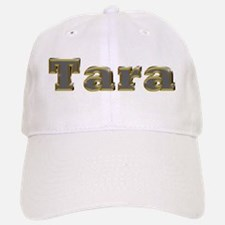 Tara Gold Diamond Bling Baseball Cap