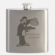 Waiters are Awesome Flask