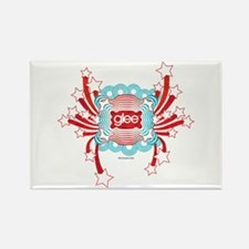 Glee Stars Rectangle Magnet