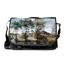 Adam Callendar - View of Inverary Messenger Bag