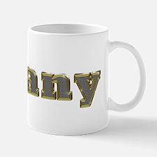 Tiffany Gold Diamond Bling Mugs