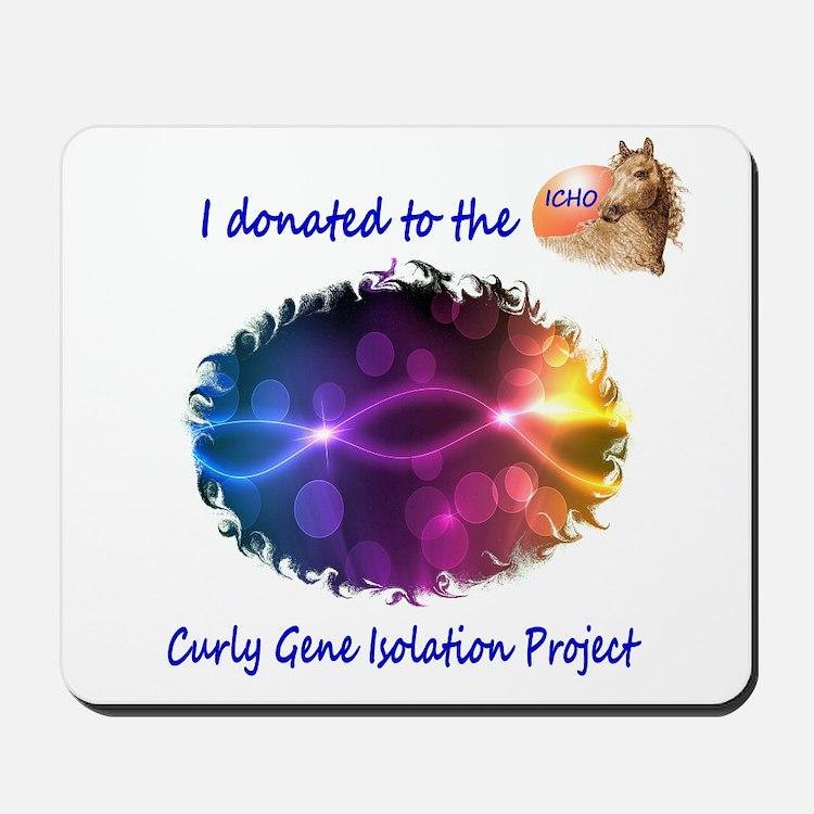 Gene Isolation Donation Mousepad