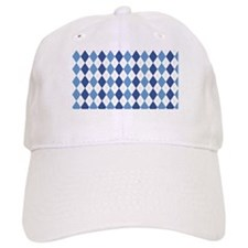 Blue Arglye Baseball Cap