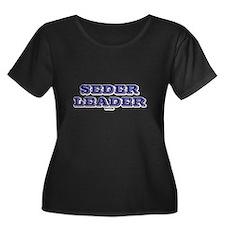 Passover Seder Leader Plus Size T-Shirt