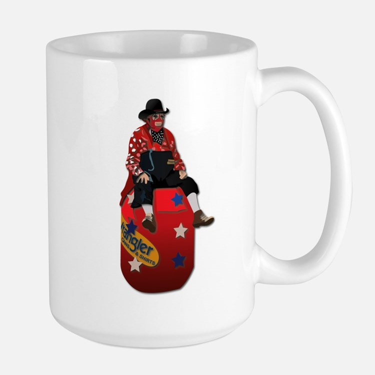 Rodeo Clowns Mug