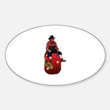 Rodeo Clowns Decal
