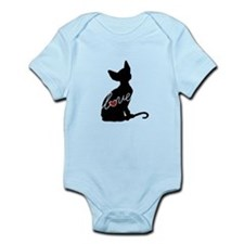 Sphynx Love Infant Bodysuit