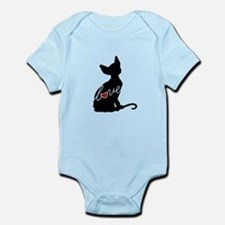 Sphynx Love Infant Bodysuit