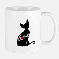 Sphynx Love Mug