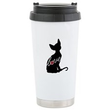 Sphynx Love Travel Mug