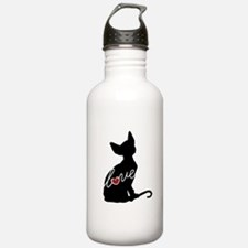 Sphynx Love Water Bottle