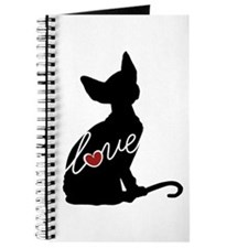 Sphynx Love Journal