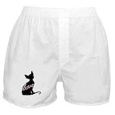 Sphynx Love Boxer Shorts