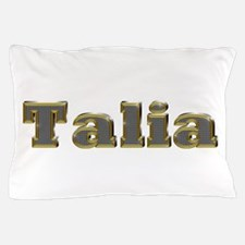 Talia Gold Diamond Bling Pillow Case