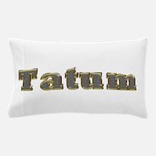 Tatum Gold Diamond Bling Pillow Case