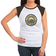 Gila Gaming Commission Women's Cap Sleeve T-Shirt
