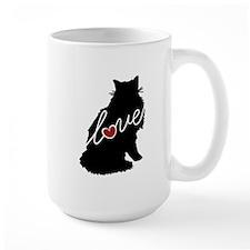 Norwegian Forest Cat Mug