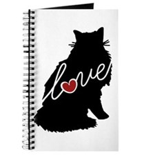 Norwegian Forest Cat Journal