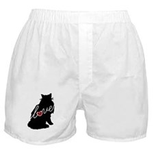 Norwegian Forest Cat Boxer Shorts