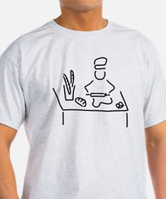 Baker bread beacon T-Shirt