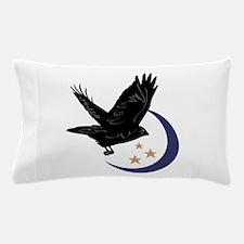 The Raven Pillow Case