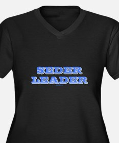 Passover Seder Leader Plus Size T-Shirt