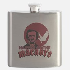 Master Of The Macabre Flask