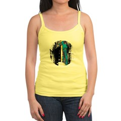 We Are One (Destressed Look) Jr. Spaghetti Tank