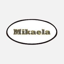 Mikaela Gold Diamond Bling Patch