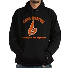 Funny Cape breton Hoodie