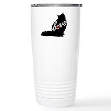 Ragdoll Travel Mug