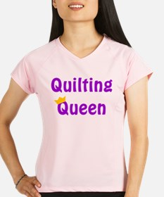 Queen of Quilting Performance Dry T-Shirt