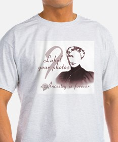 Ancestry Label Your Photos T-Shirt