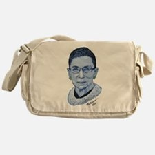 Notorious RBG II Messenger Bag