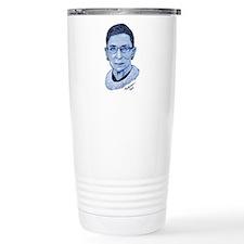 Notorious RBG II Travel Coffee Mug