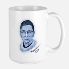 Notorious RBG II Mug