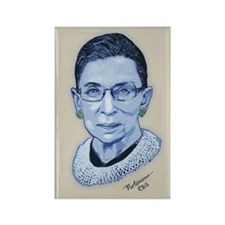 Notorious RBG II Rectangle Magnet