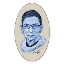Notorious RBG II Decal