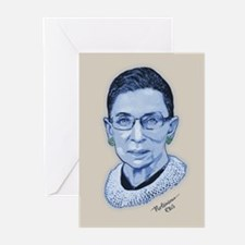 Notorious RBG II Greeting Cards (Pk of 10)