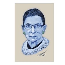Notorious RBG II Postcards (Package of 8)