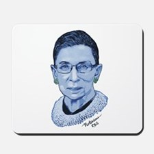 Notorious RBG II Mousepad
