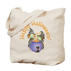 Little Witches Tote Bag