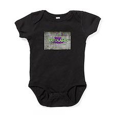 Cute Cheech and chong Baby Bodysuit