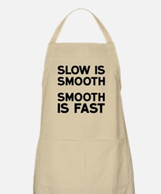 Slow is Smooth Apron