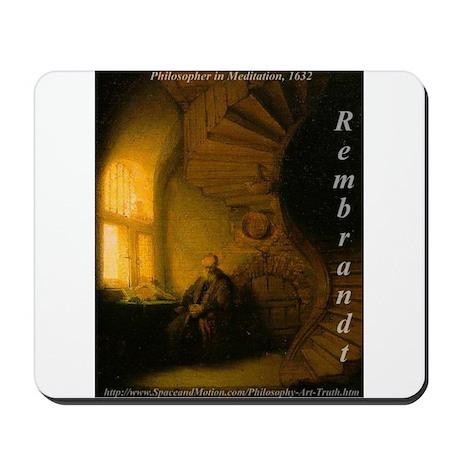 Art History Mousepad